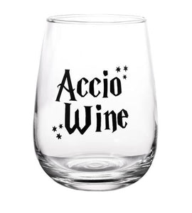 Accio Wine Stemless Wine Glass - 17 oz - CASE OF 24