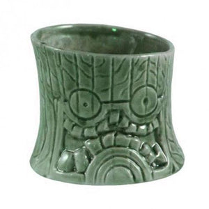 BarConic® Tiki Drinkware - Ceramic Short and Stubby