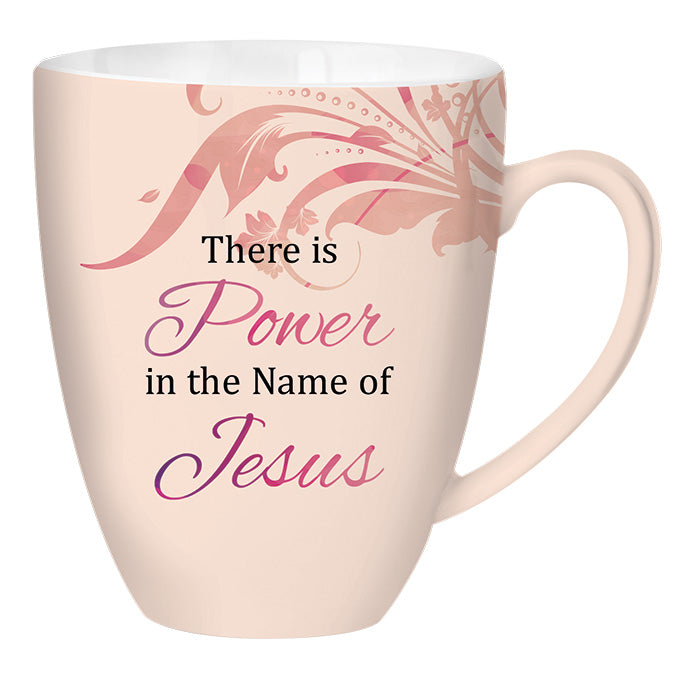 CHMUG23 Power In Jesus Mug