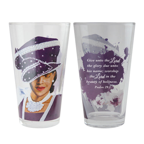DGL02 Sunday Morning Drinking Glass Set