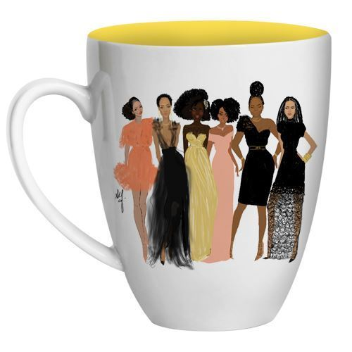 CHMUG35 Sister Friends Mug