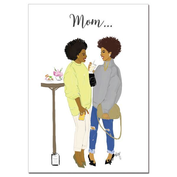 AOLJMD01 Mom Mothers Day Card