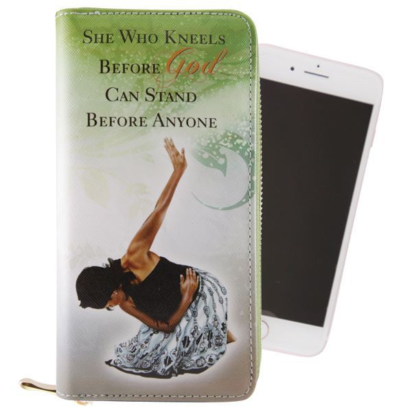 WL02 She Who Kneels Wallet