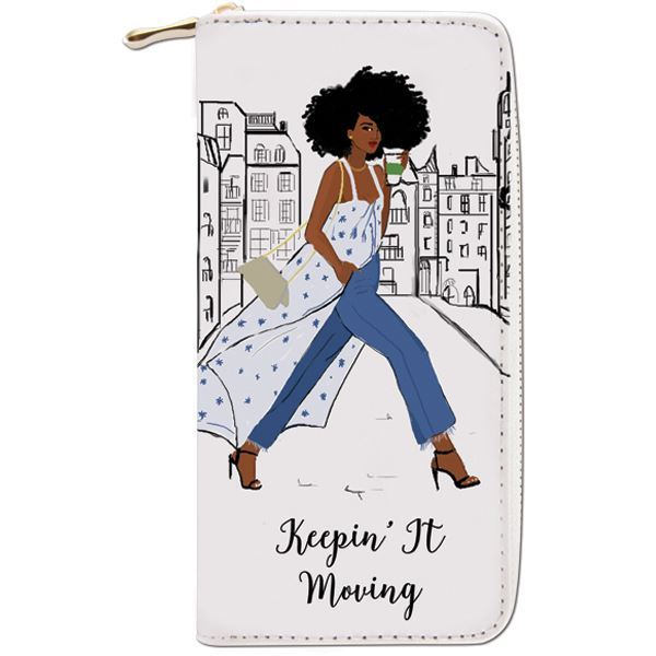 WL06 Keepin It Moving Wallet