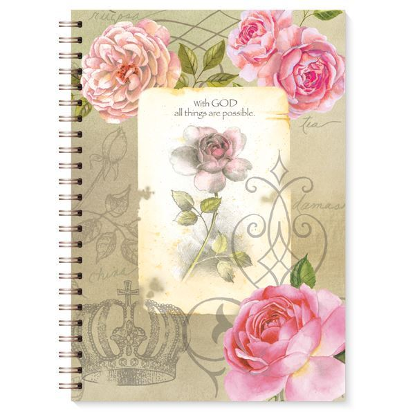 J154 With God Roses Wired Journal