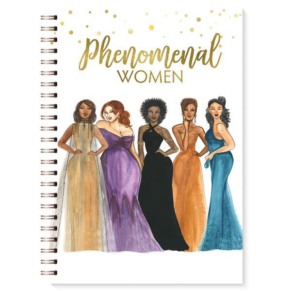 J196 Phenomenal Women Wired Journal