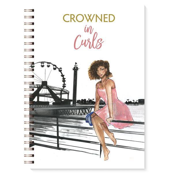 J197 Crowned in Curls Wired Journal