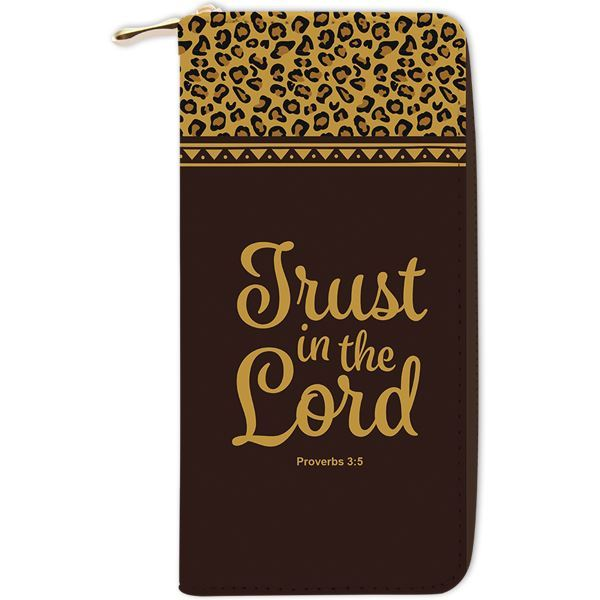 WL08 Trust in the Lord Wallet