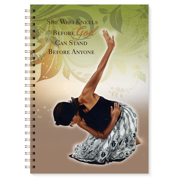 J133 She Who Kneels Journal