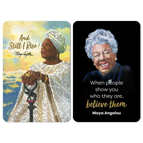 M204 And Still I Rise/Believe Magnet Set