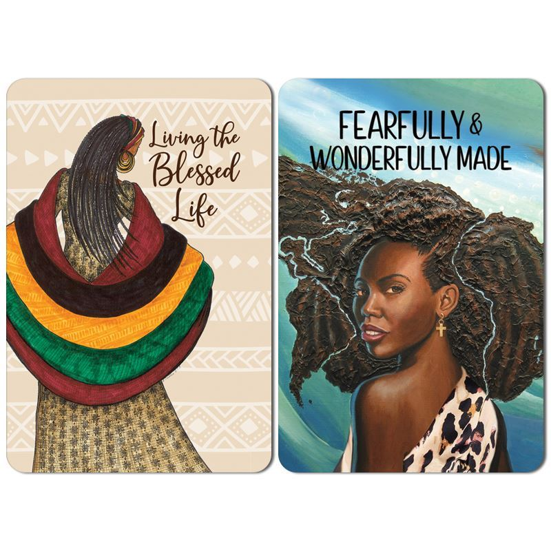 M210 Blessed Life / Wonderfully Made Magnet Set