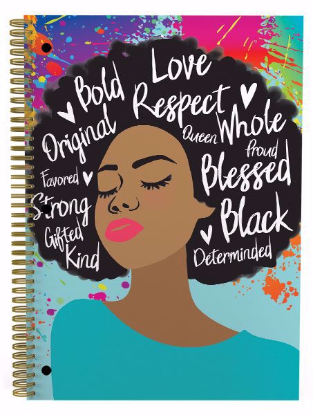 NBL01 Self Love Large Notebook Set of 3