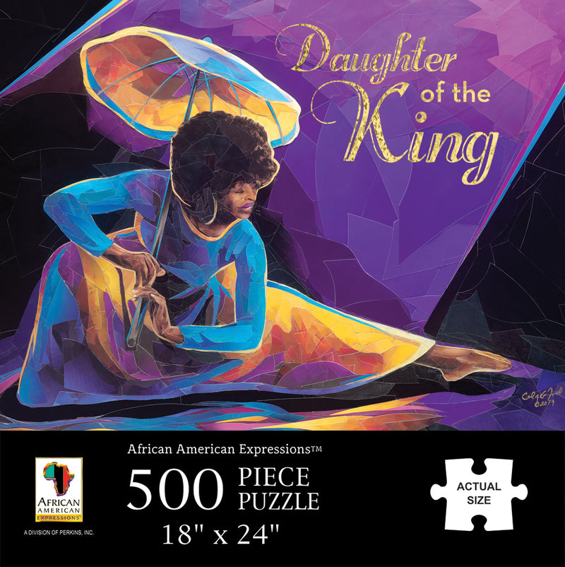 PUZ22 Daughter of the King Puzzle