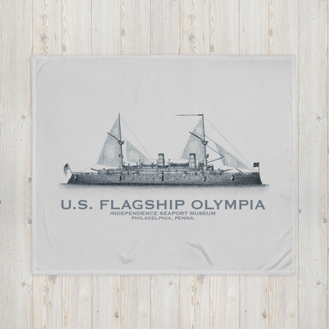 Cruiser OLYMPIA Sail Plan Blanket