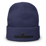 Submarine BECUNA Icon Embroidered Beanie