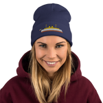 Cruiser OLYMPIA Icon Embroidered Beanie
