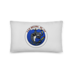 Submarine BECUNA Throw Pillow