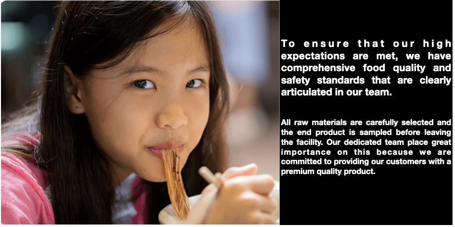 Quality Assurance page