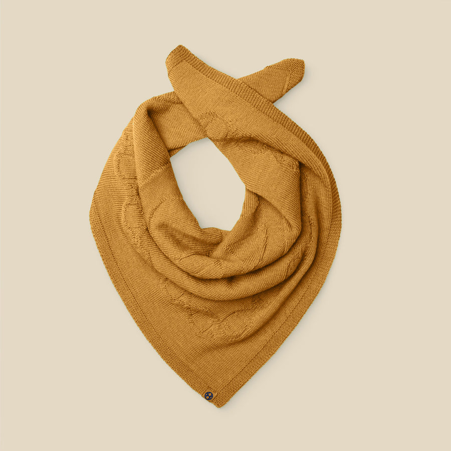 NECKERCHIEF - HONEY PANCAKE