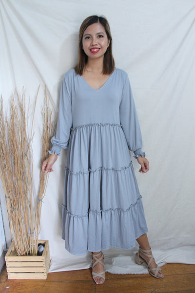 Longsleeves Babydoll dress
