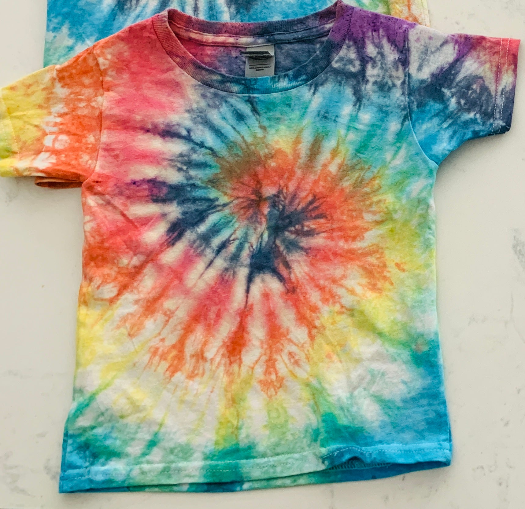 Toddler Rainbow T-shirt