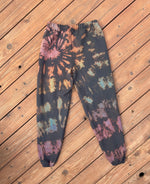 Load image into Gallery viewer, Reverse Rainbow Cotton Sweatpants
