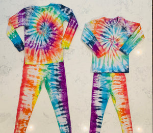 Kid Rainbow Pajamas