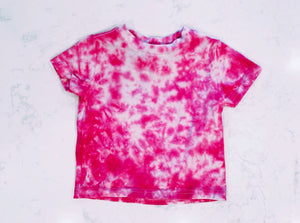 Kid Unisex Scrunched Tee