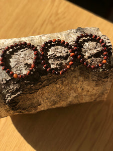 Red Tigers Bead Bracelets