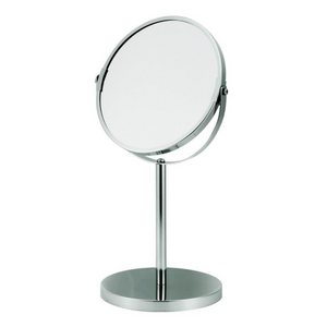 Classic Stand Mirror Chrome 5X