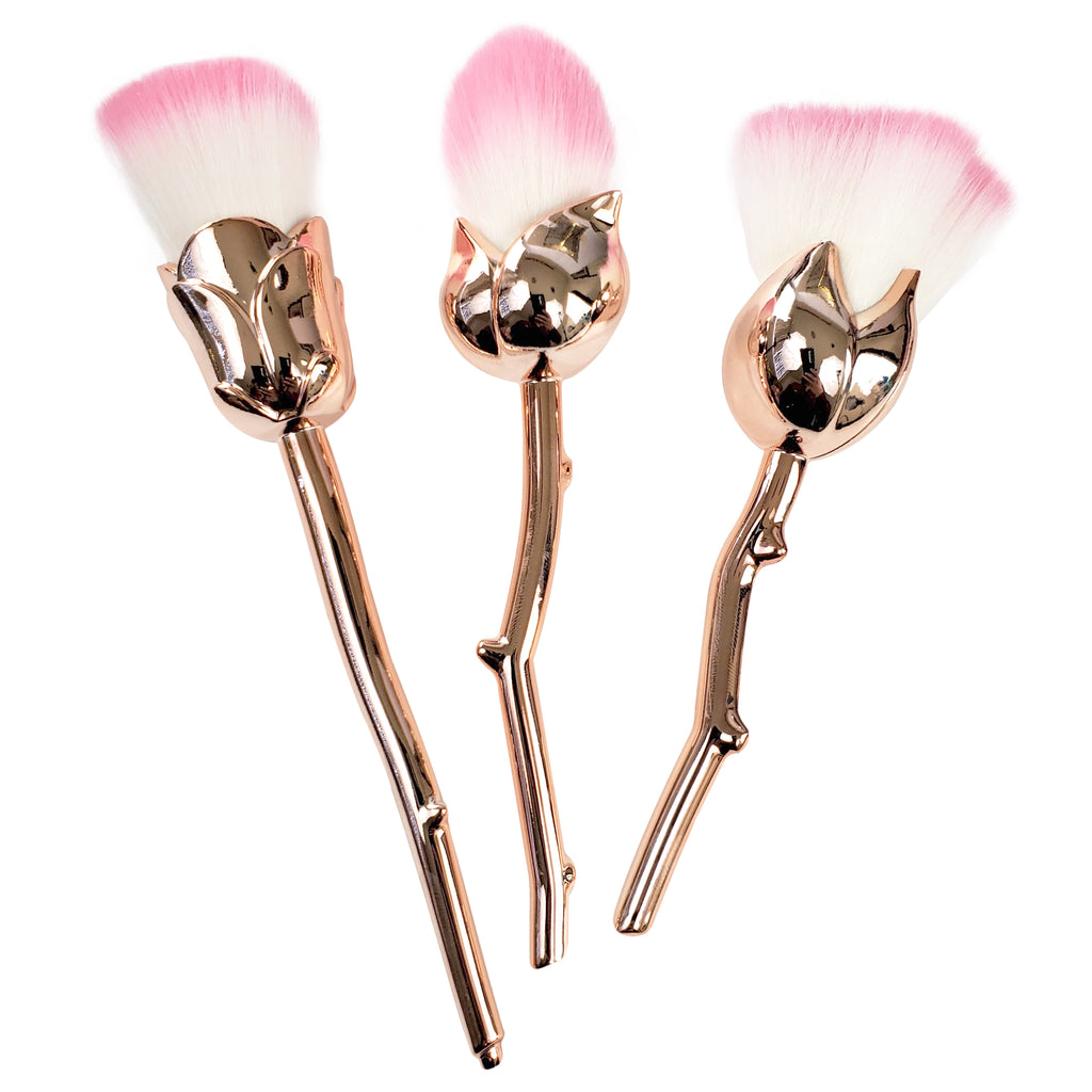 Rucci Rose Brush Set (3 Brushes) (CC474)