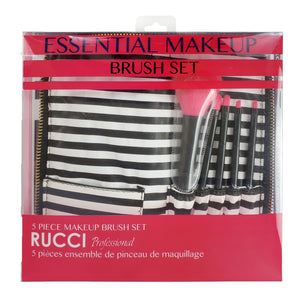 Rucci Essential Makeup Brush Set (5 Brushes) (CC451)