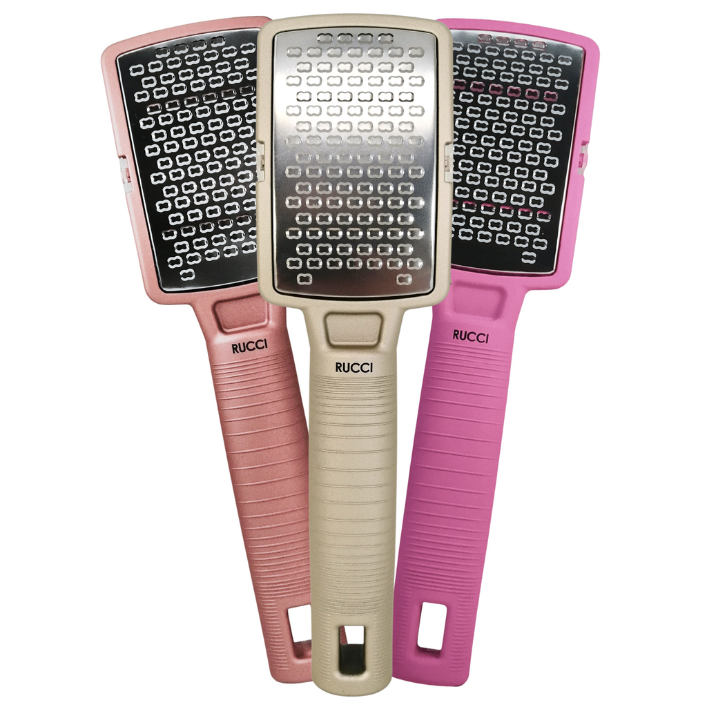 1x 5x Metal Chrome Battery Operated Dual Mirror