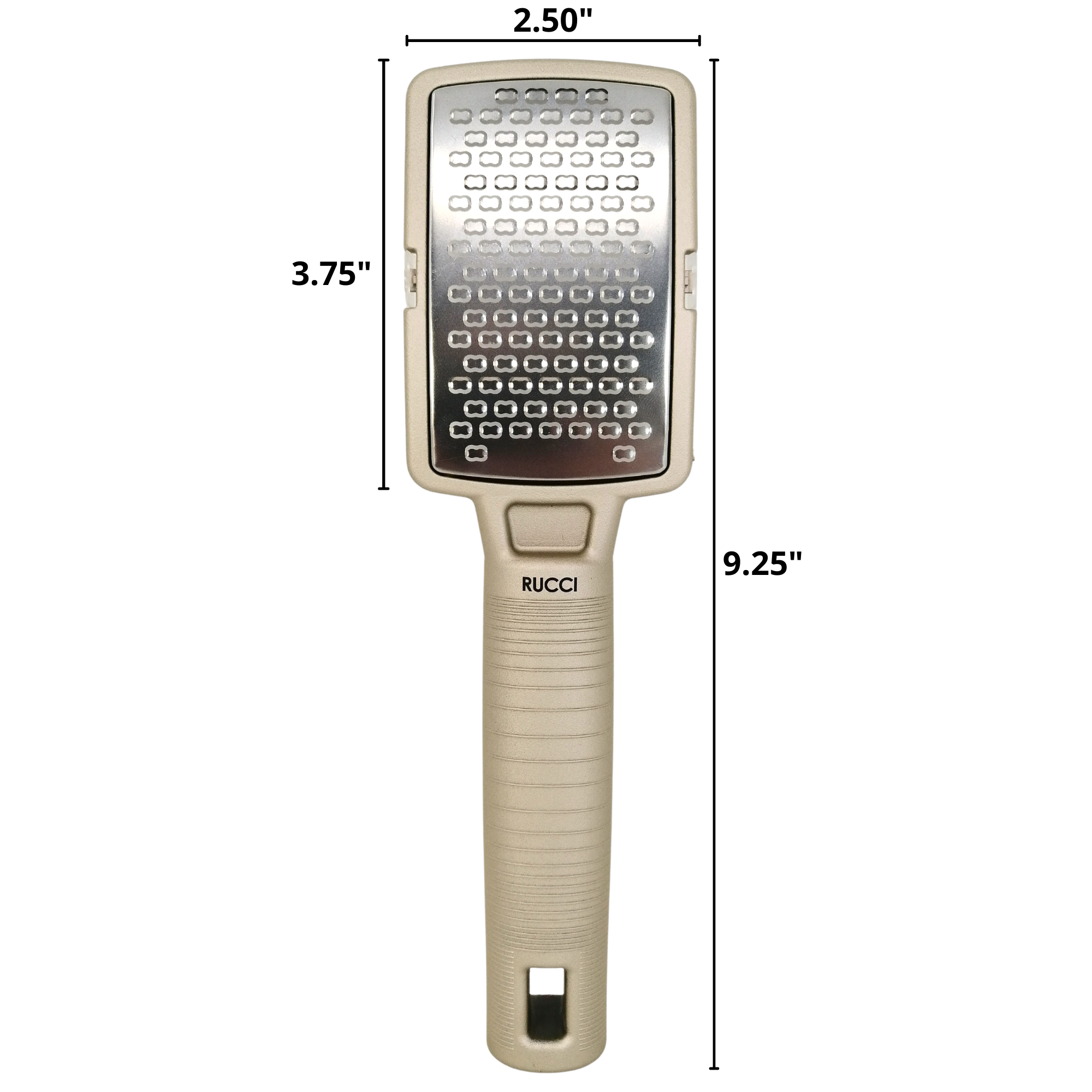 5x Rose Gold Metal & Plastic Lighted Magnifying Mirror