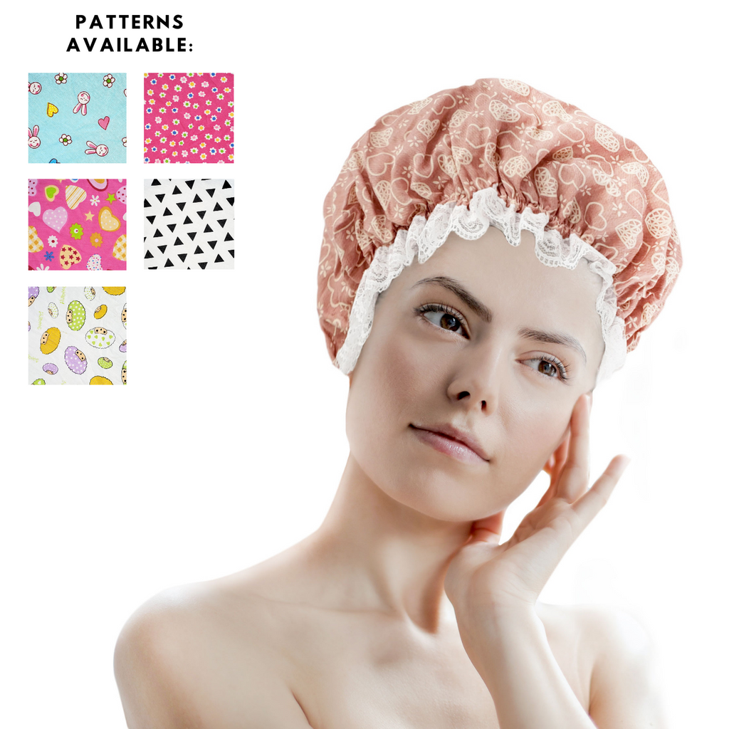 Rucci Boufant Reusable Shower Cap (RL455)