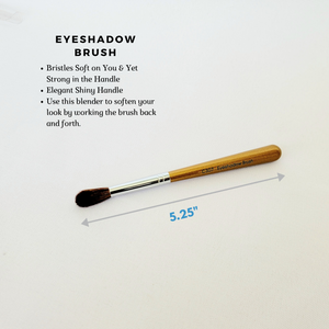 Rucci Eyeshadow Brush (C307)