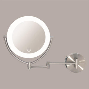 Rucci Modern Lighted Magnifying Makeup Mirror (M1000)