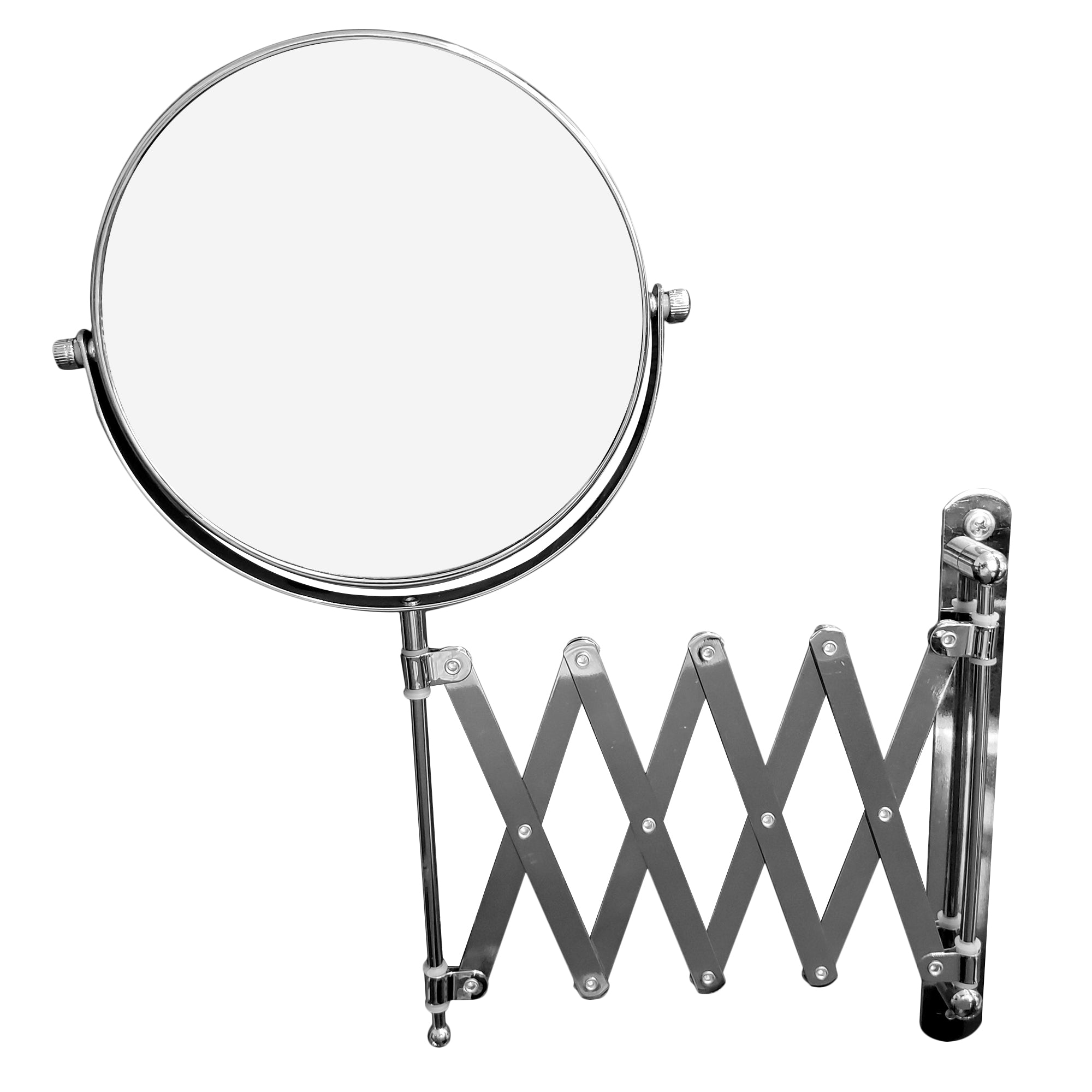 Rucci Magnification Wall Mount Extendable Mirror