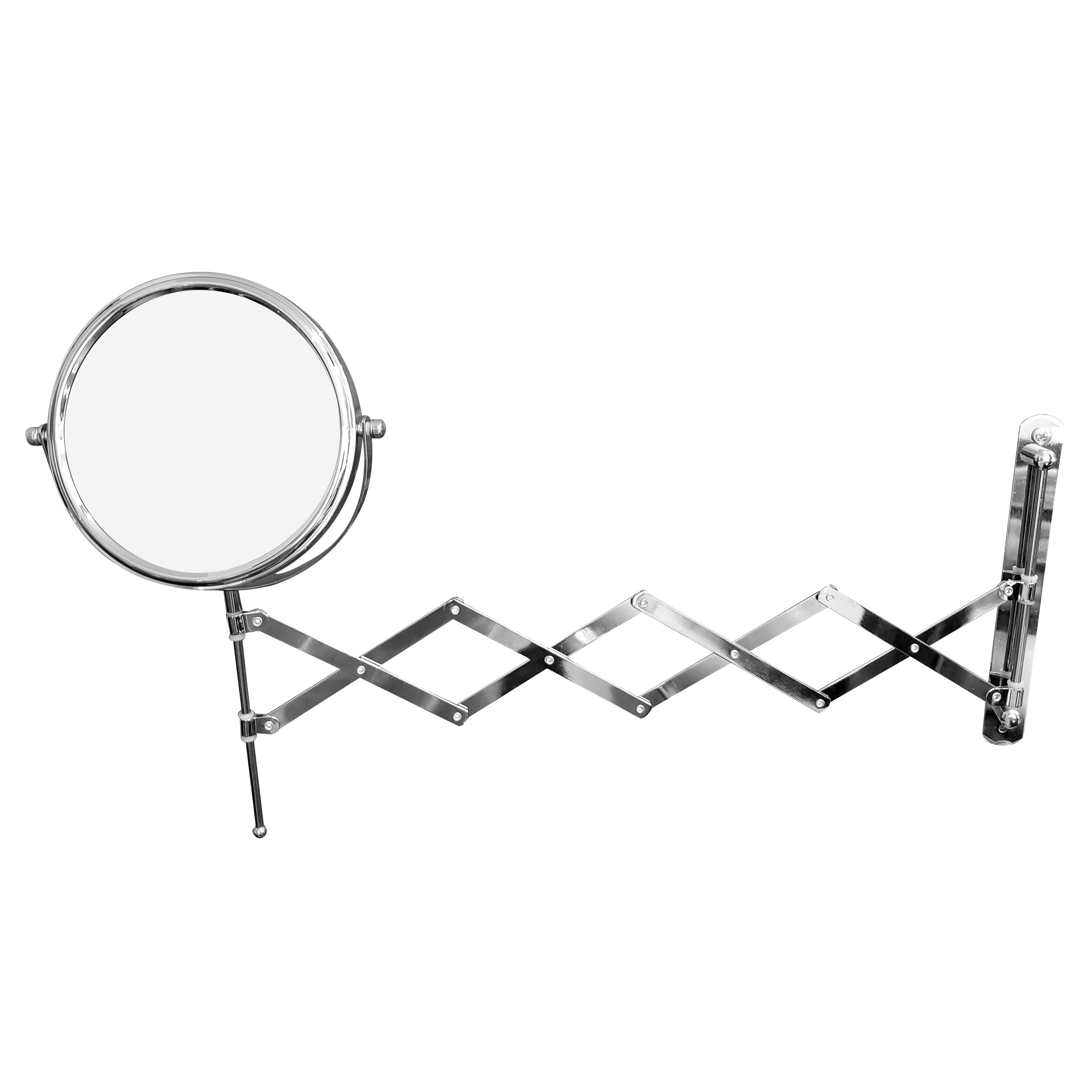 Rucci Magnification Wall Mount Extendable Mirror (M628)
