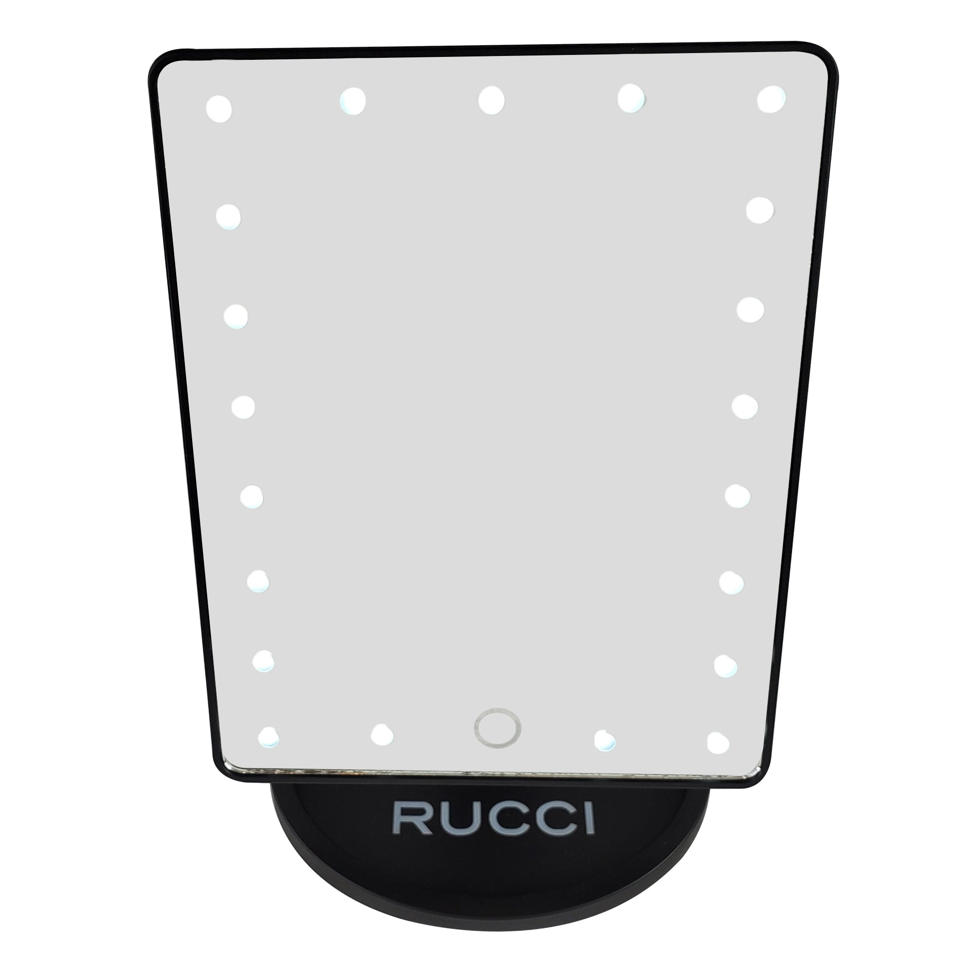 Rucci Lighted Vanity Makeup Mirror With 22 LEDs