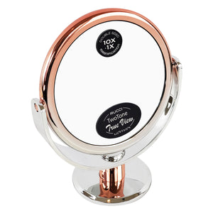 Ombre Round Compact Magnifying Mirror Vanity (M903)