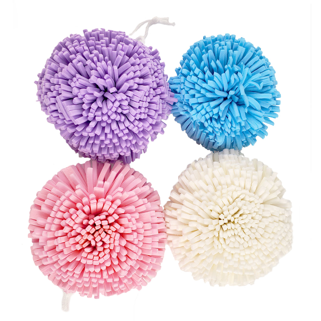 Eva Sponge Ball (Pack Of 4) (RL295)