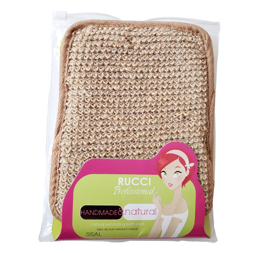 Natural Exfoliating Bath Pad (RL482)