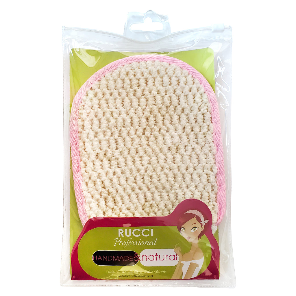 Natural Exfoliating Bath Glove (RL487)