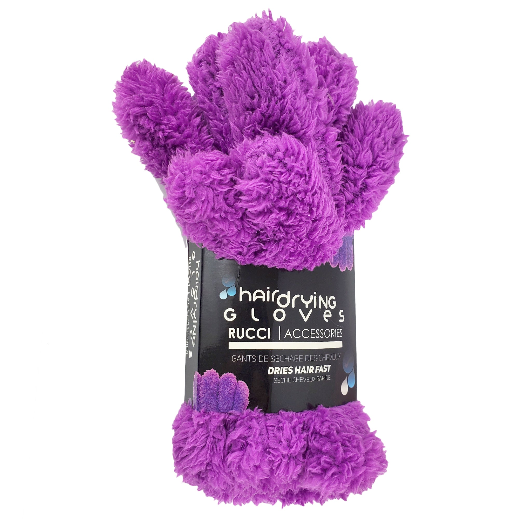 Hair Drying Gloves (RL492)
