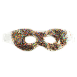 Glitter Eyemask With Velcro Band (RL512)