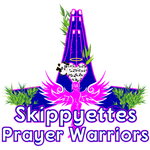 Skippyettes Prayer Warriors Unisex Long Sleeve Tee