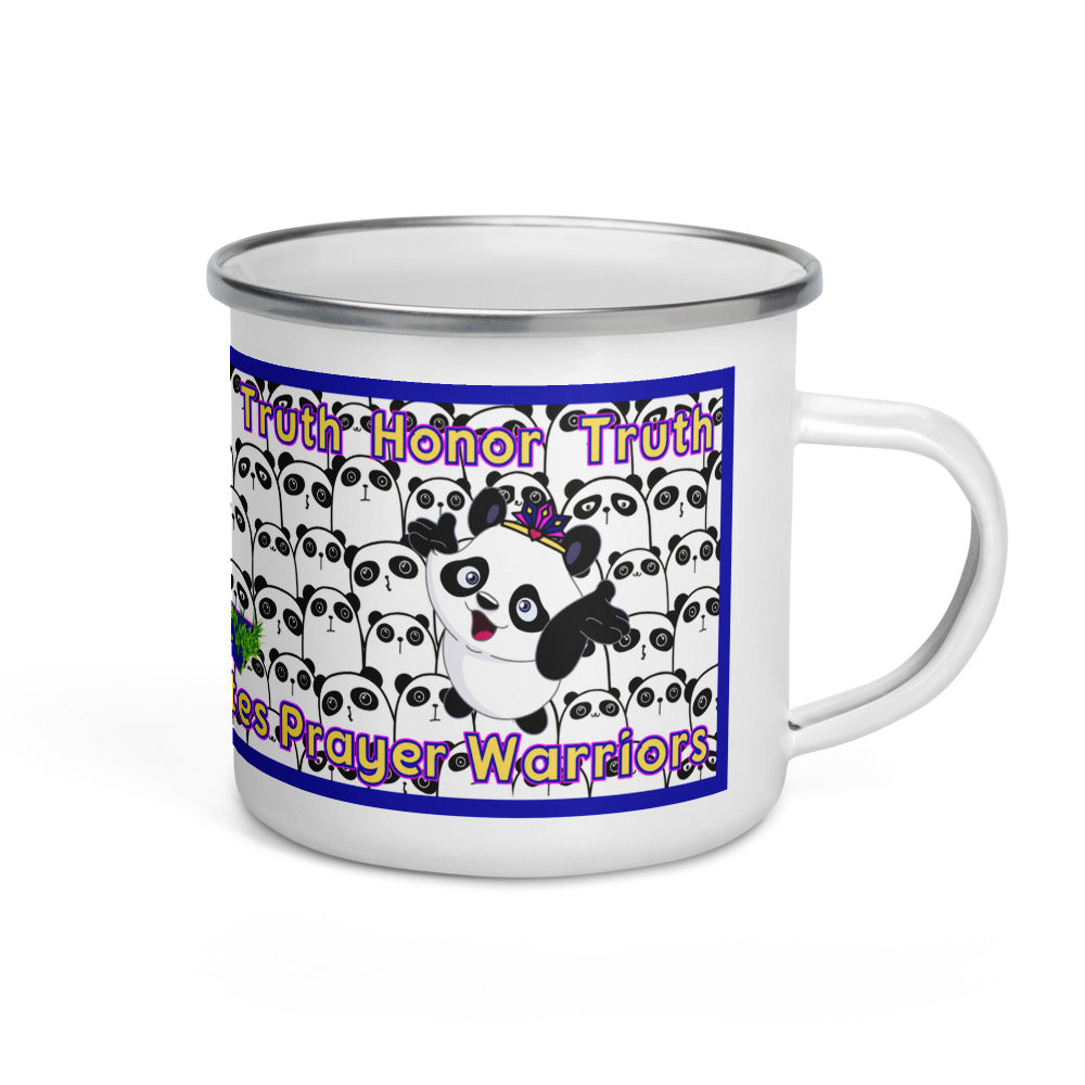 Skippyettes Prayer Warriors Travel Mug