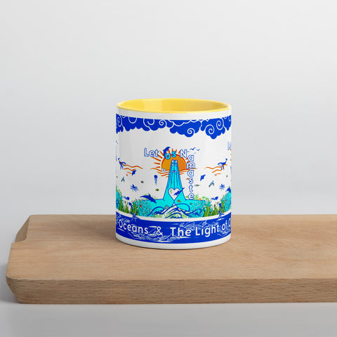 Honoring our Oceans Mug