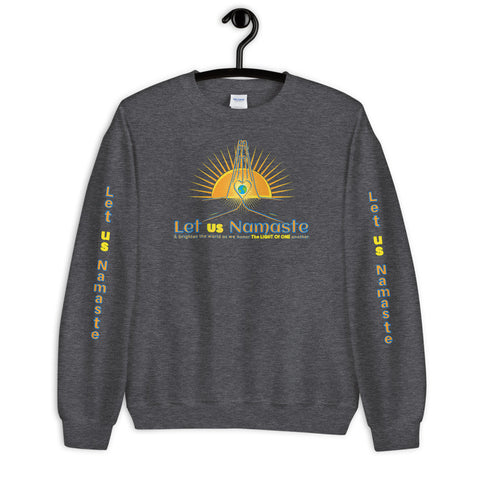 Bright World 1 Unisex Sweatshirt